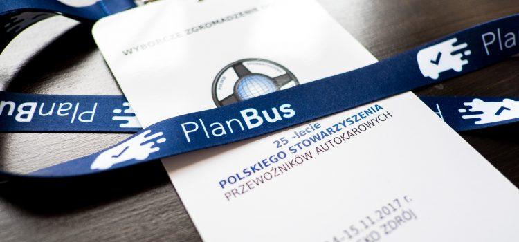 PlanBus.pl na 25-cio leciu PSPA – Polskiego Stowarzyszenia Przewoźników Autokarowych