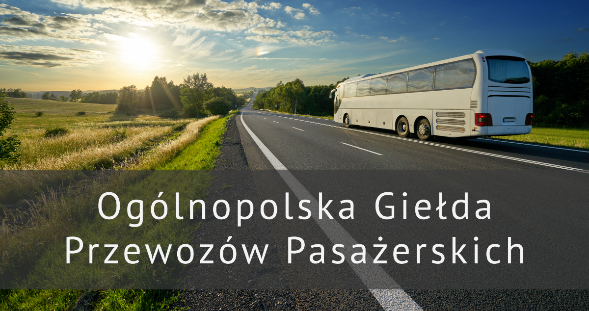 Ogólnopolska Giełda Przwozów Pasażerskich